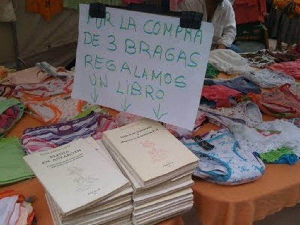 publicidad low cost ocellum comunicacion regalamos libros