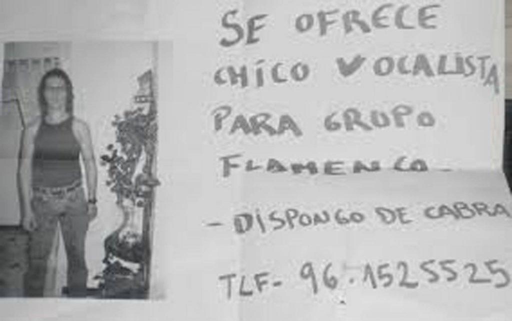 publicidad low cost ocellum comunicacion vocalista y cabra