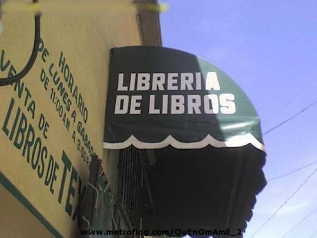 publicidad low cost ocellum comunicacion libreria de libros